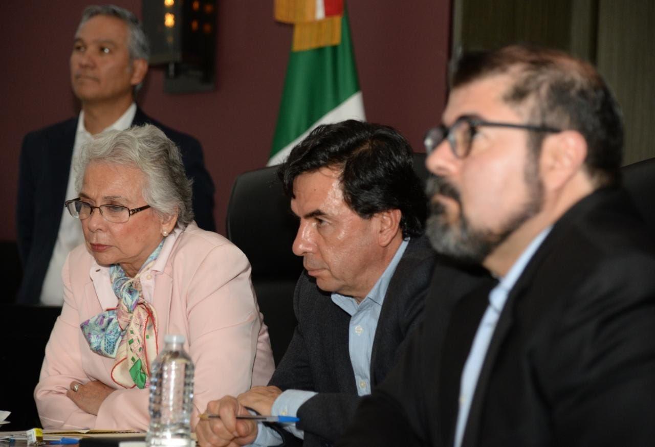 SEGOB, CIRT y Vocero de la Presidencia acuerdan acciones por COVID – 19