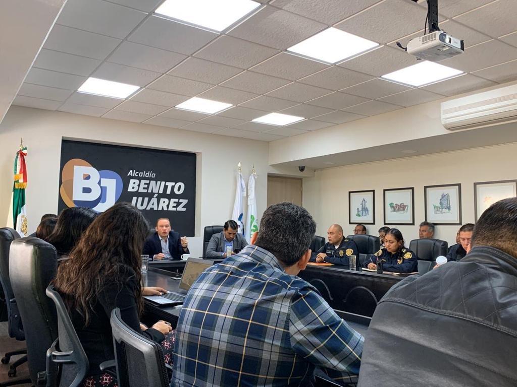 Alcalde de Benito Juárez anuncia apoyos a sus habitantes por COVID-19