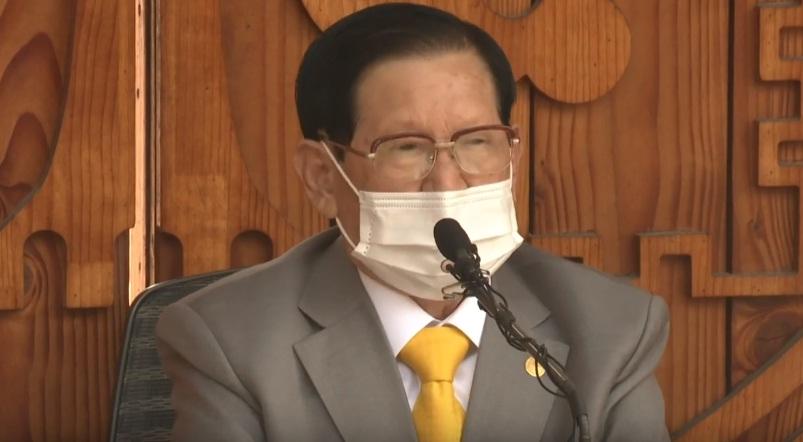 Secta surcoreana pide disculpas por propagación del Coronavirus
