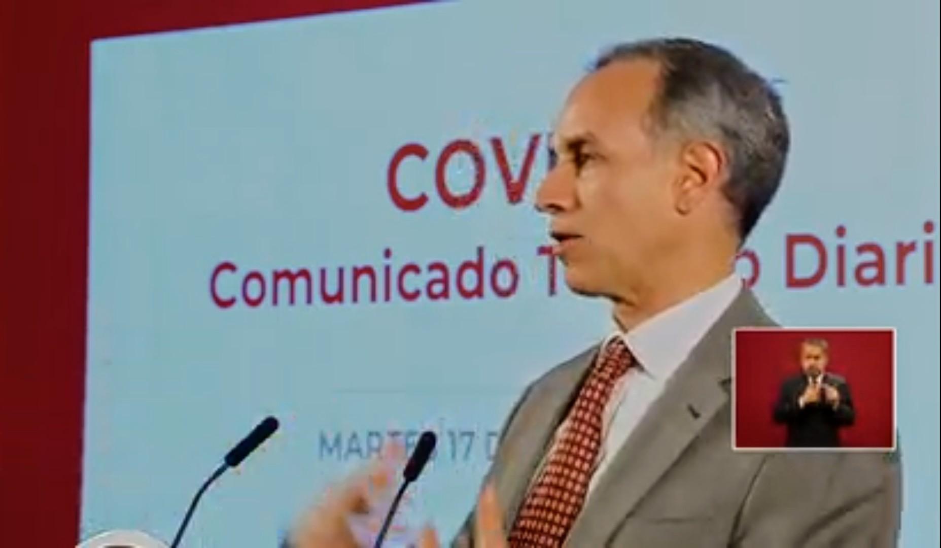 Hay en México 82 casos confirmados de coronavirus