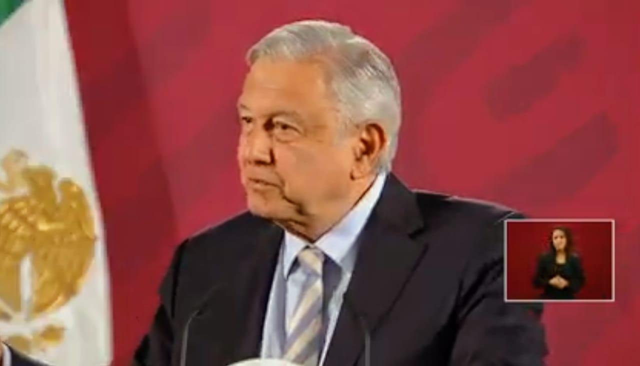AMLO anuncia consulta en Mexicali para construcción de cervecera