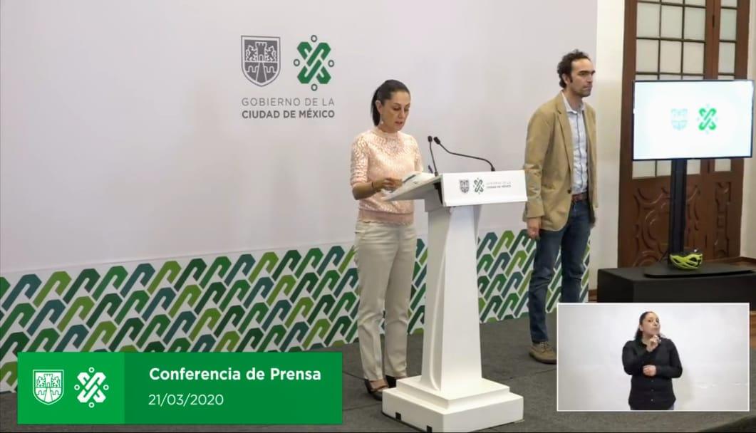 Gobierno de la CDMX dará apoyo empresas y trabajadores por Covid-19