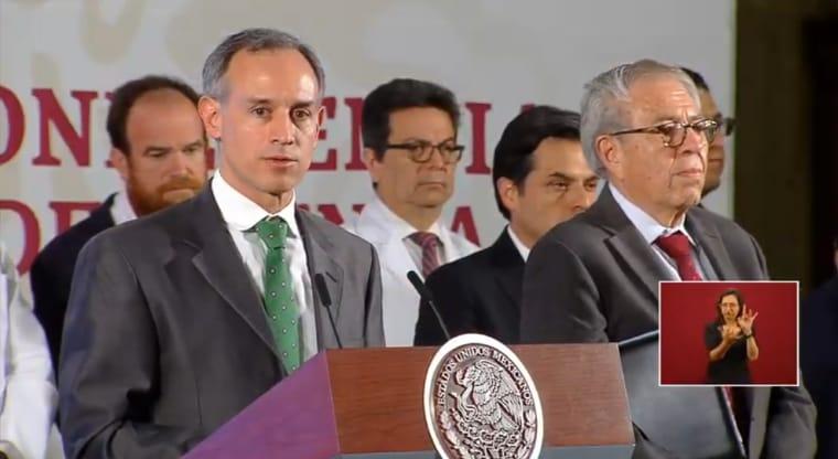México entra a la fase 2 por Covid 19