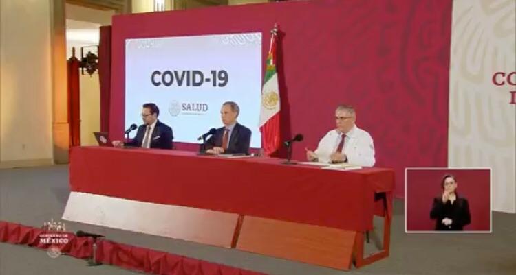 Suspende actividades Gobierno Federal por contingencia de COVID-19