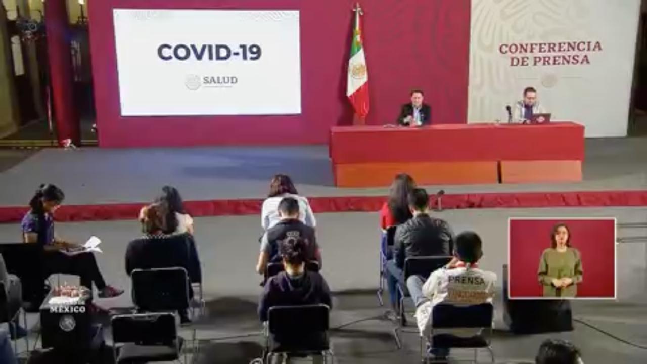 México tiene 993 casos confirmados y 20 defunciones por COVID-19: SSA