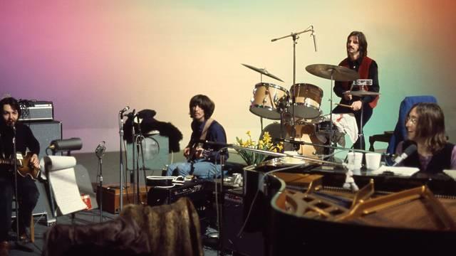 "Disney distribuirá el documental""The Beatles: Get Back"""
