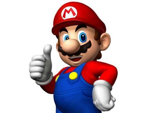 Mario Bros está de fiesta