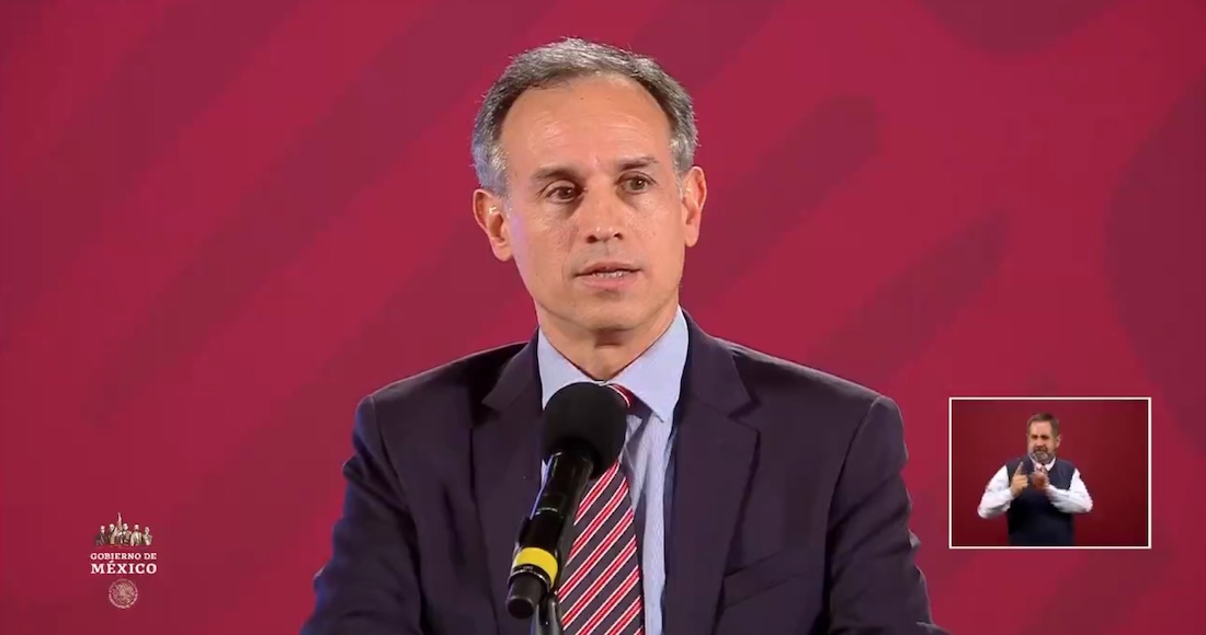 México tiene 367 casos confirmados de Covid- 19: López Gatell