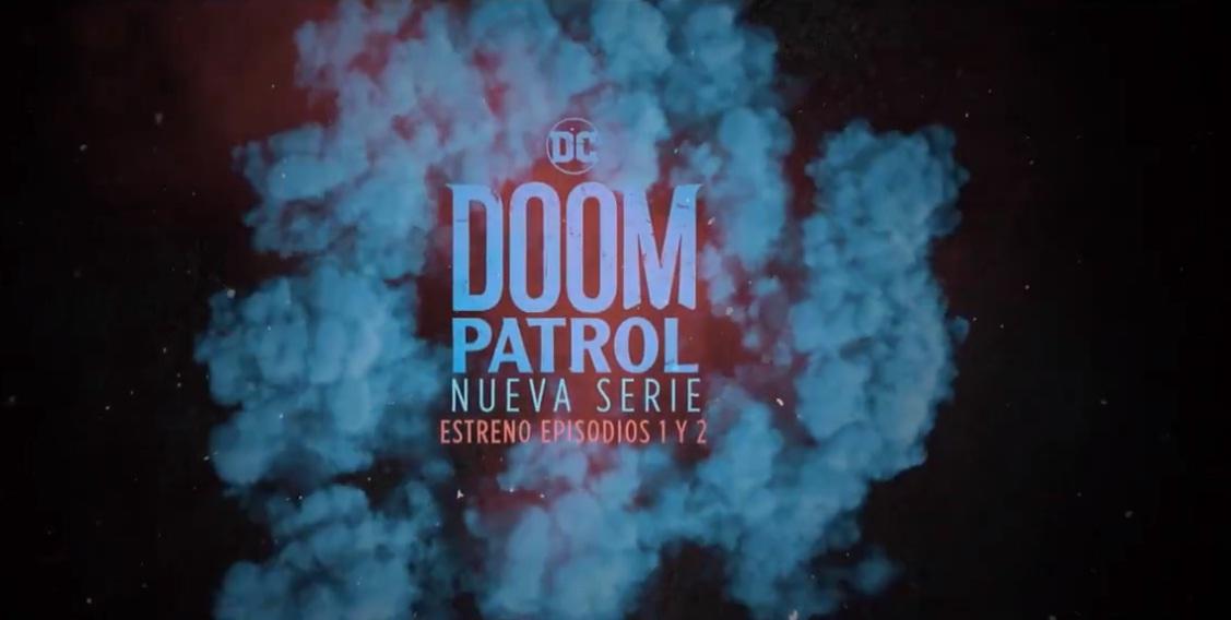 "Serie original de DC Comics ""Doom Patrol"" llega a Latinoamérica"