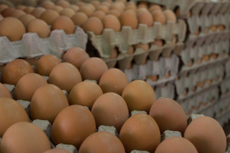 Sube el precio del huevo