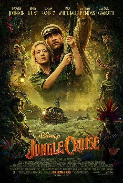 """¡Ya hay trailer de """"Jungle Cruise""""!"""