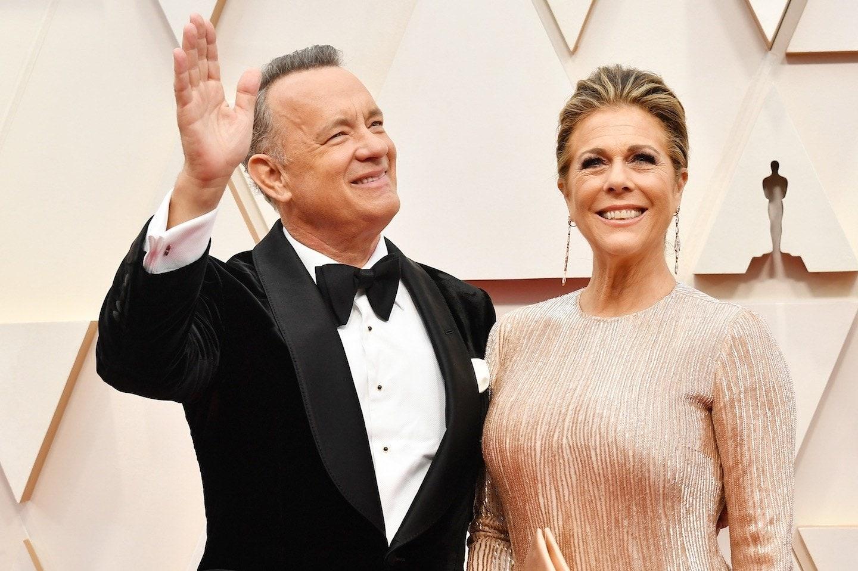 Tom Hanks revela que padece coronavirus
