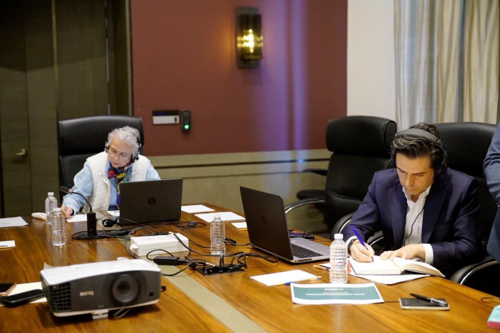 SEGOB e IMSS sostuvieron reunión con gobernadores del PAN