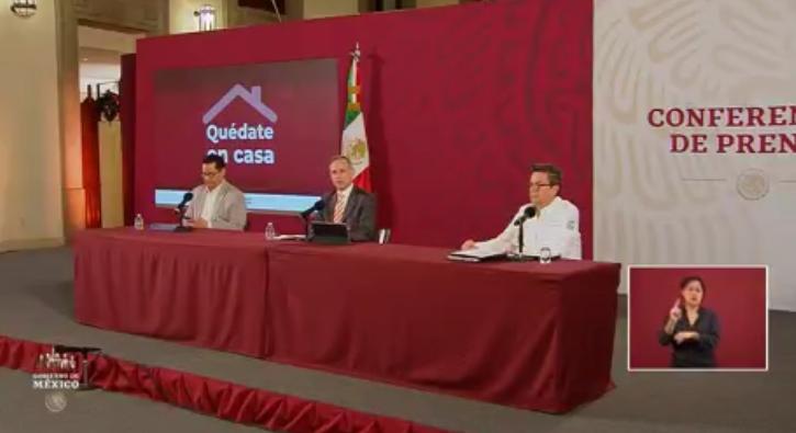 Más de 400 defunciones por COVID-19 en México: SSA