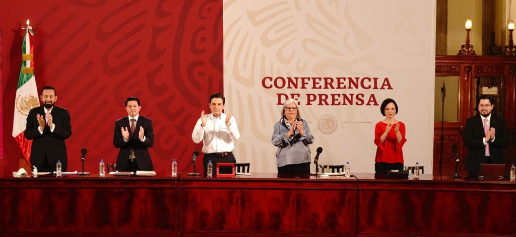 Comenzó la dispersión de 533 millones de pesos a 21 mil 341 empresarios solidarios: IMSS