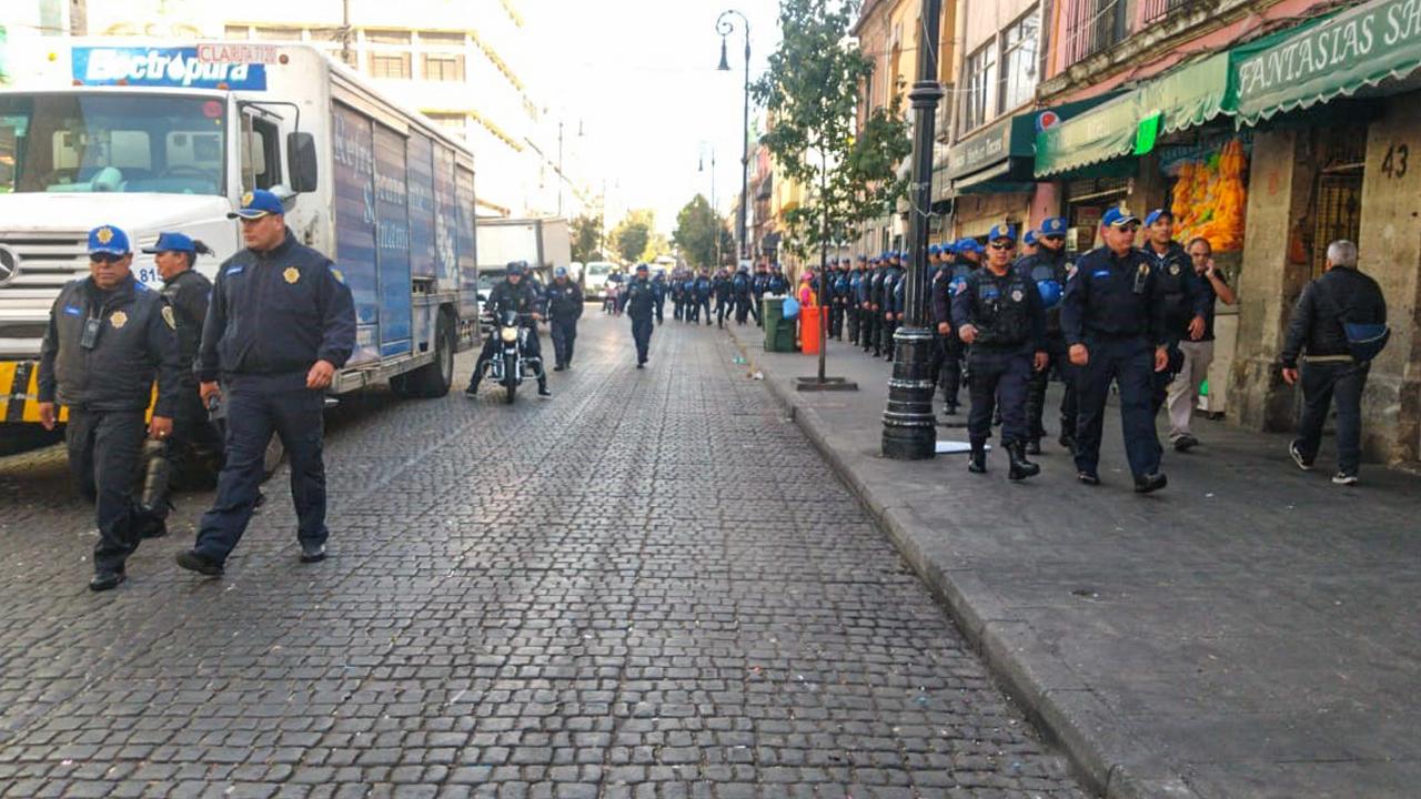 La SSC capitalina lamenta fallecimiento de Policía Auxiliar