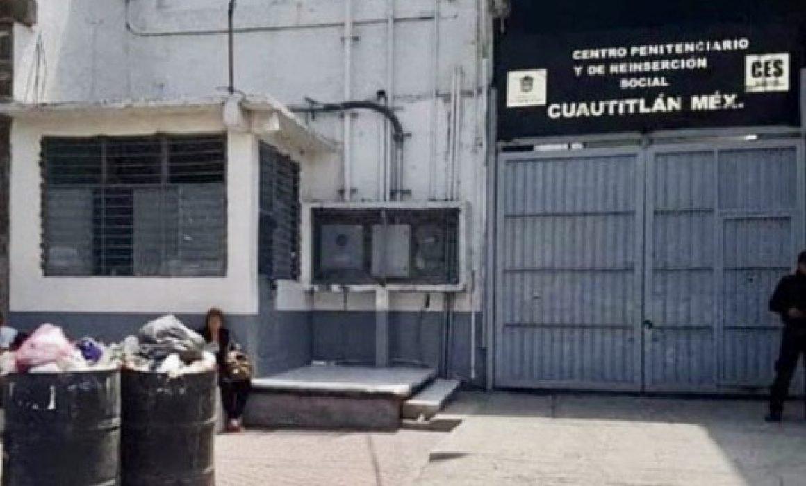 Piden implementar protocolos en el Penal de Cuautitlán tras motín registrado