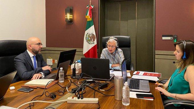Secretaria de gobernación, pide seguir, sin excepción, recomendaciones de Hugo López-Gatell