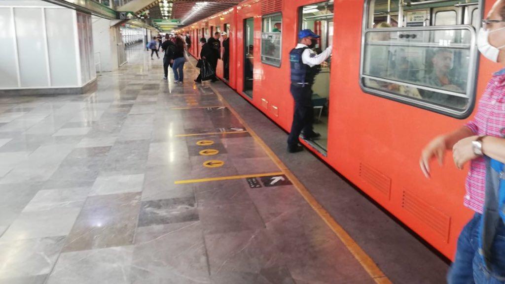 Este será el horario de servicio del Metro el próximo jueves y viernes por Semana Santa