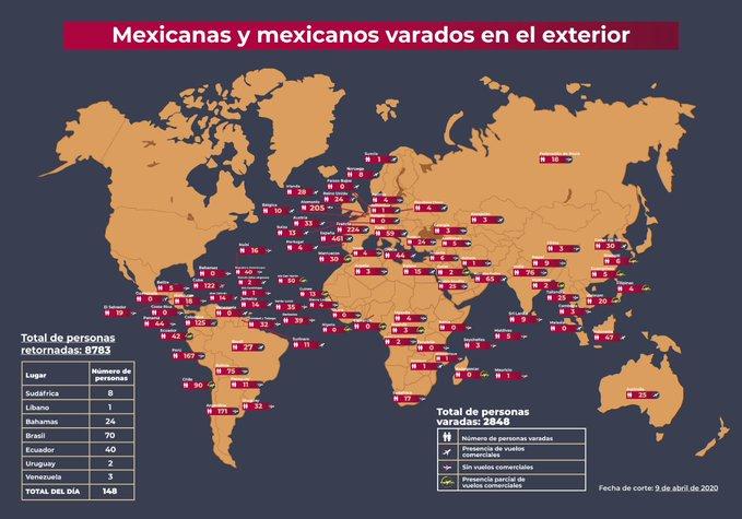 181 mexicanos han muerto por COVID-19 en EU