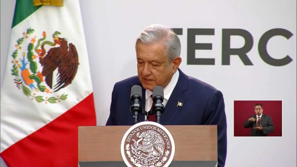 Informe Trimestral de Andrés Manuel Lopez Obrador