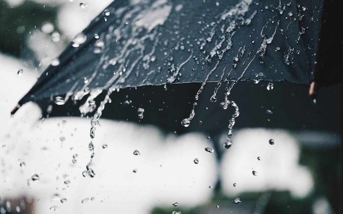 Tendremos fuertes lluvias por la tarde-noche