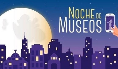 Hoy se llevará a cabo la primera Noche de Museos virtual