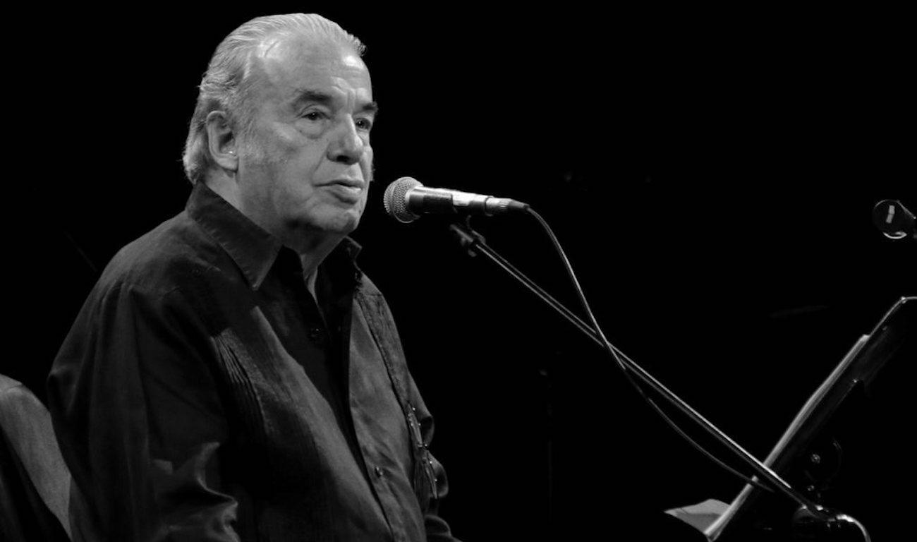 Muere a los 85 años el músico Óscar Chávez