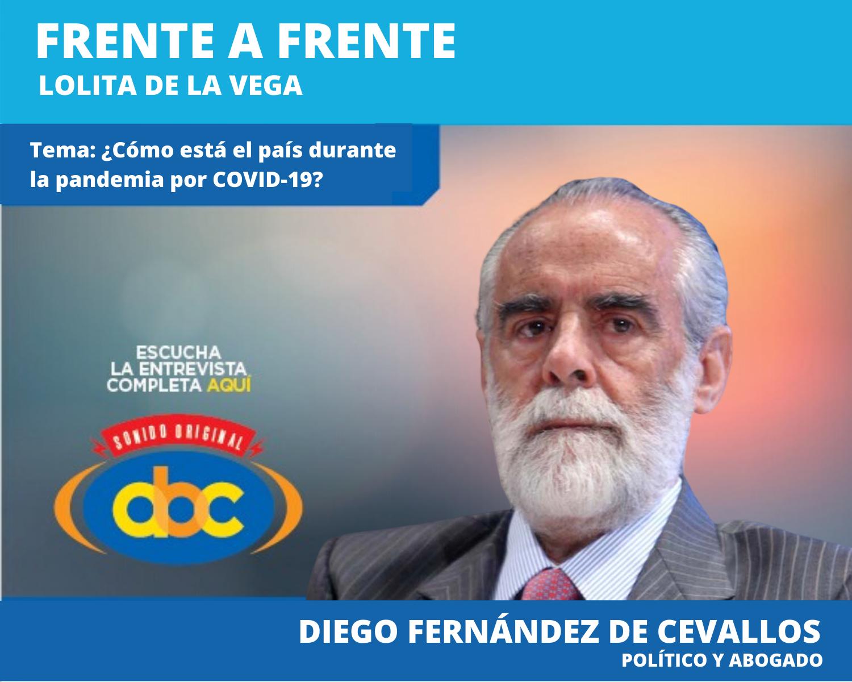Todas las crisis son pasajeras, así como su gobierno: Fernández de Cevallos