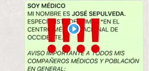 Zoé Robledo exhorta a la población no difundir noticias falsas