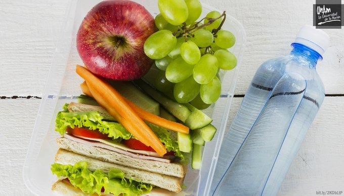 Necesario aumentar el consumo de frutas, verduras y agua, en fase 3: UNAM
