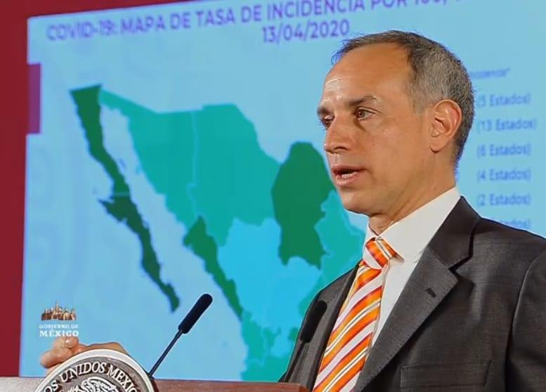 Inevitable la Fase 3 de COVID-19 y está muy próxima: Hugo López Gatell