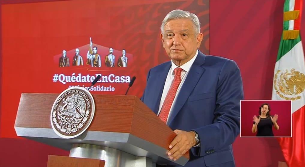No existe ninguna investigación abierta contra el expresidente Peña Nieto: AMLO
