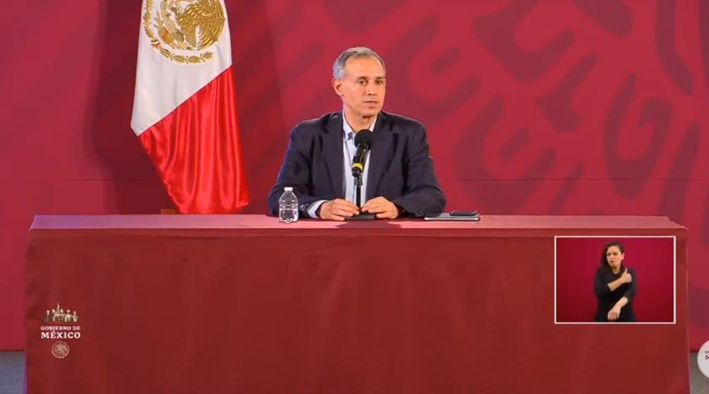 México suma 7 mil 497 casos confirmados de COVID 19 y 650 fallecidos