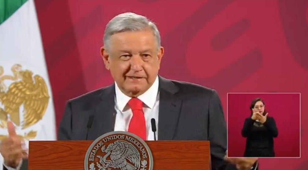 Presidente pide a mexicanos que ayuden no relajando la disciplina contra el Coronavirus