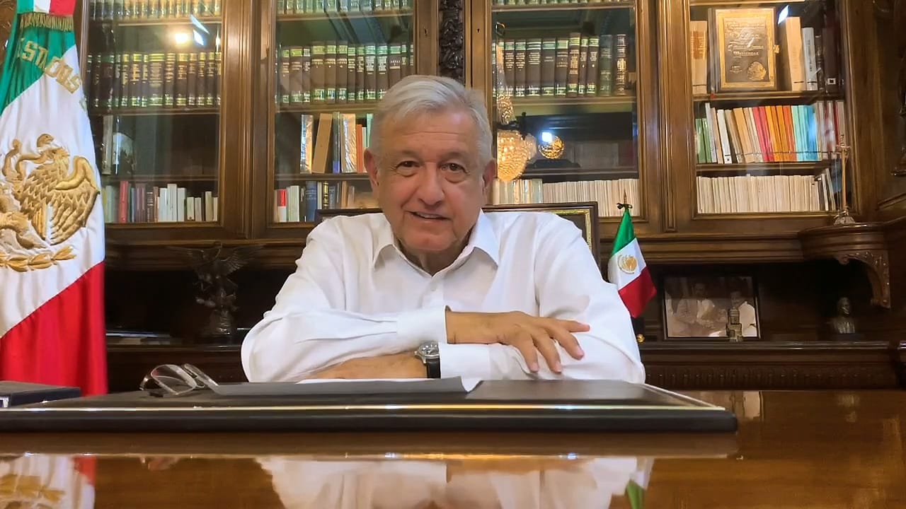 Presenta el presidente decálogo para apoyar a la clase media y alta ante crisis por COVID-19