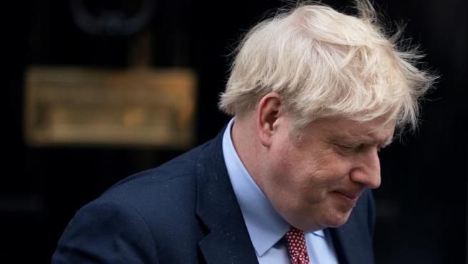 Dan de alta a Boris Johnson luego de ser internado por COVID-19