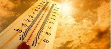 Se pronostica lunes caluroso