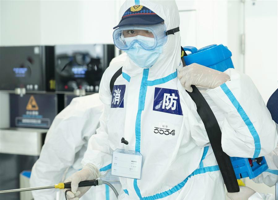 China registra su primer día sin fallecidos por COVID-19