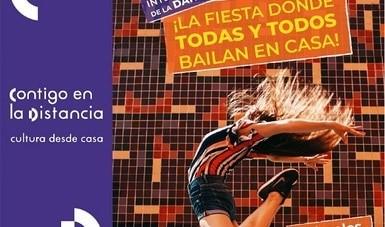 Celebración del Día Internacional de la Danza se podrá ver por internet