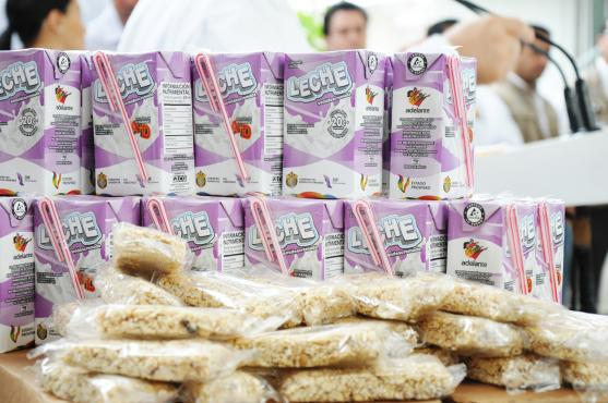 Gobierno de Hidalgo entregará desayunos escolares a 118 mil niños a pesar de cuarentena