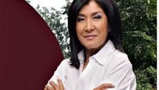 """""""Creo en la gente, en el país y en el gobierno para que todo esto pase de la mejor manera"""", Miroslava Sánchez"""