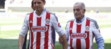 Abuelo de 'Chicharito', muere a los 88 años