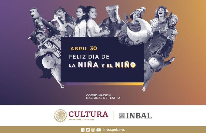 Niños y niñas podrán disfrutar el 30 de abril con arte y entretenimiento