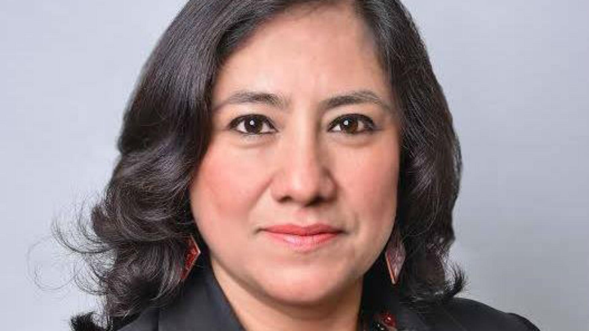 Irma Eréndira Sandoval da positivo a COVID-19