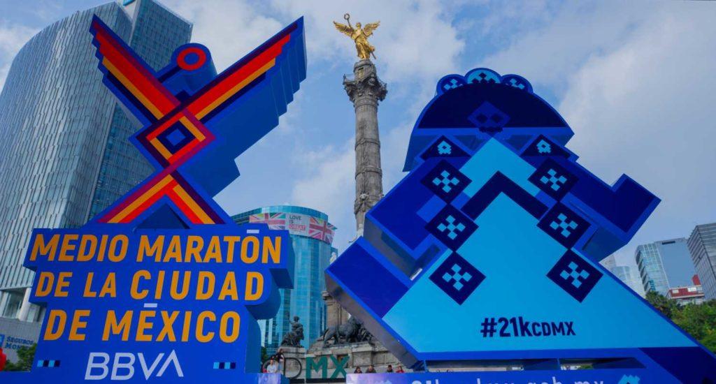 Medio Maratón de la CDMX BBVA 2020 se pospone hasta el 25 de octubre
