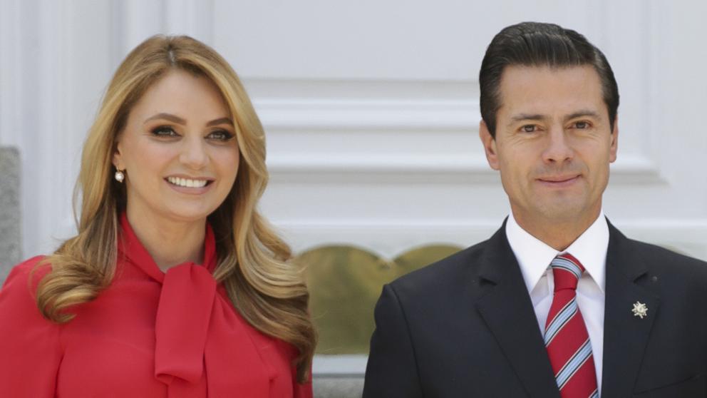 Ordenan investigar cuentas de Peña Nieto y Angélica Rivera