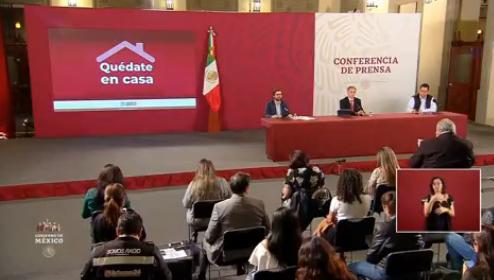 México registra 50 muertes por COVID-19: SSA