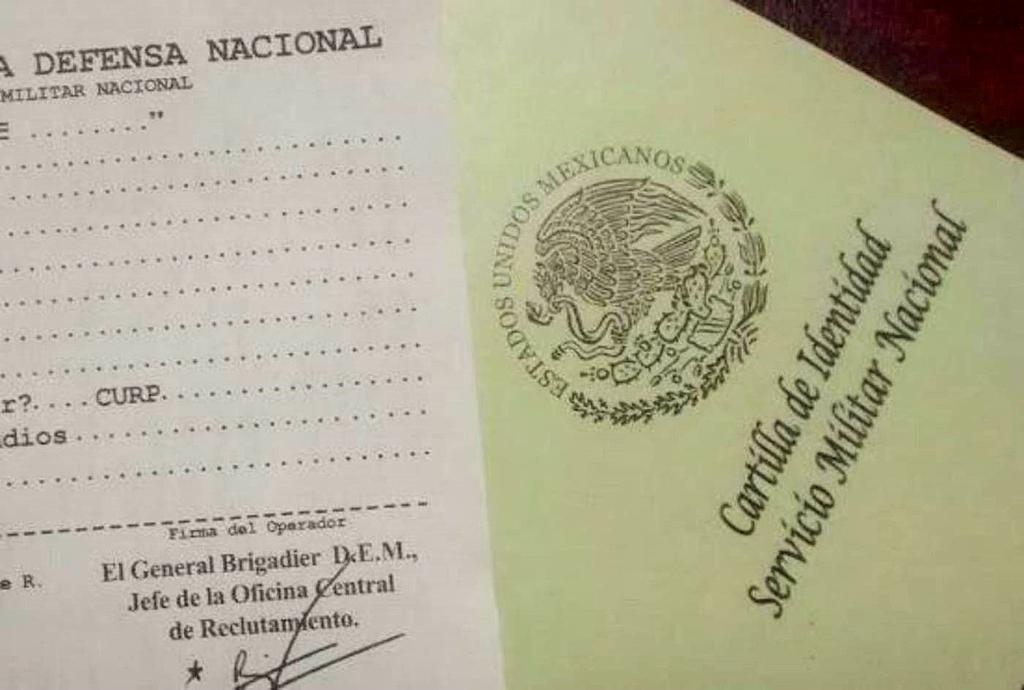 SEDENA denuncia páginas apócrifas sobre liberación de cartillas