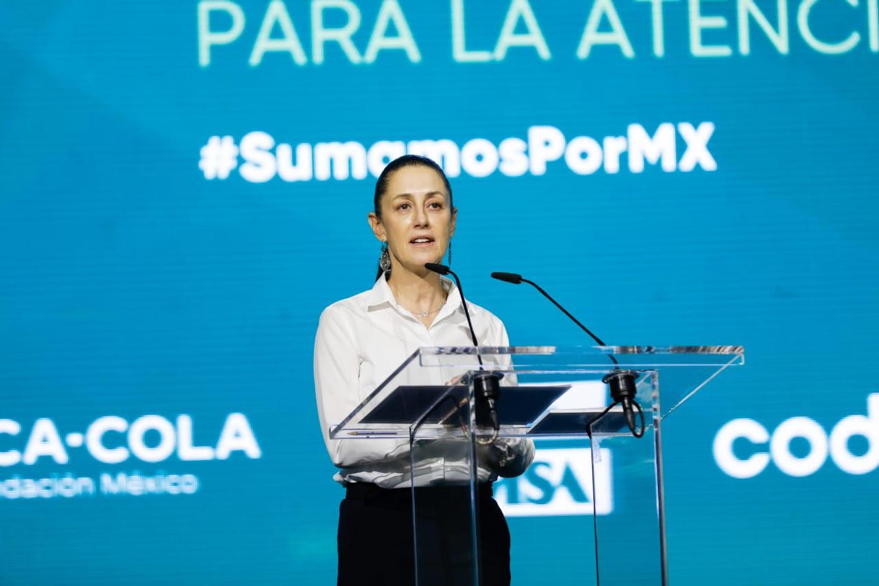 Ciudad  de México recibe Unidad Temporal COVID-19